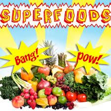 Kognition och superfood